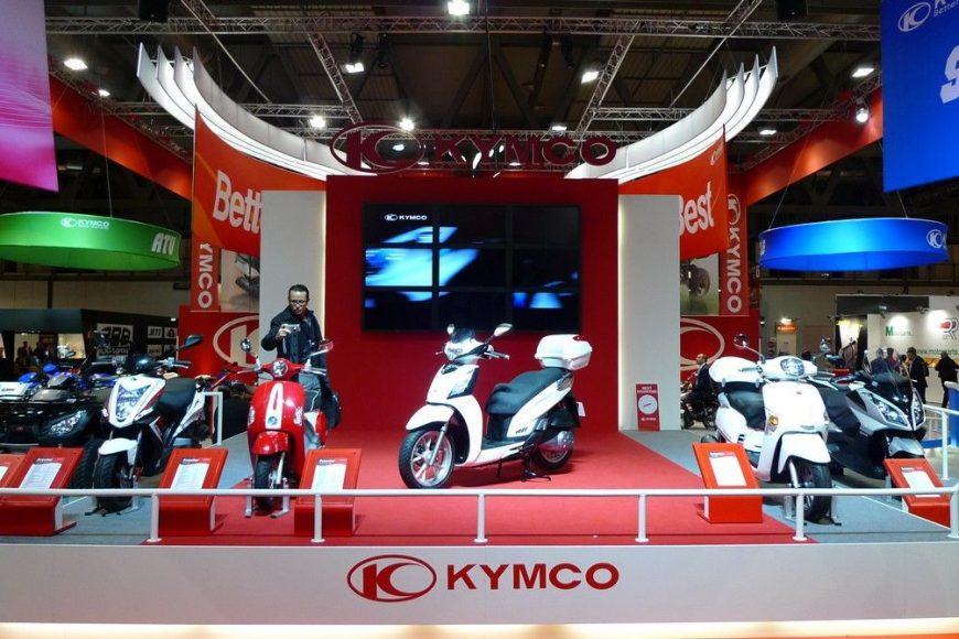 KYMCO na najvećem moto sajmu proslavio rekordnu godinu!