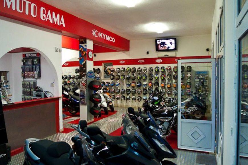 Predstavljanje distributera – MOTO GAMA Trogir!