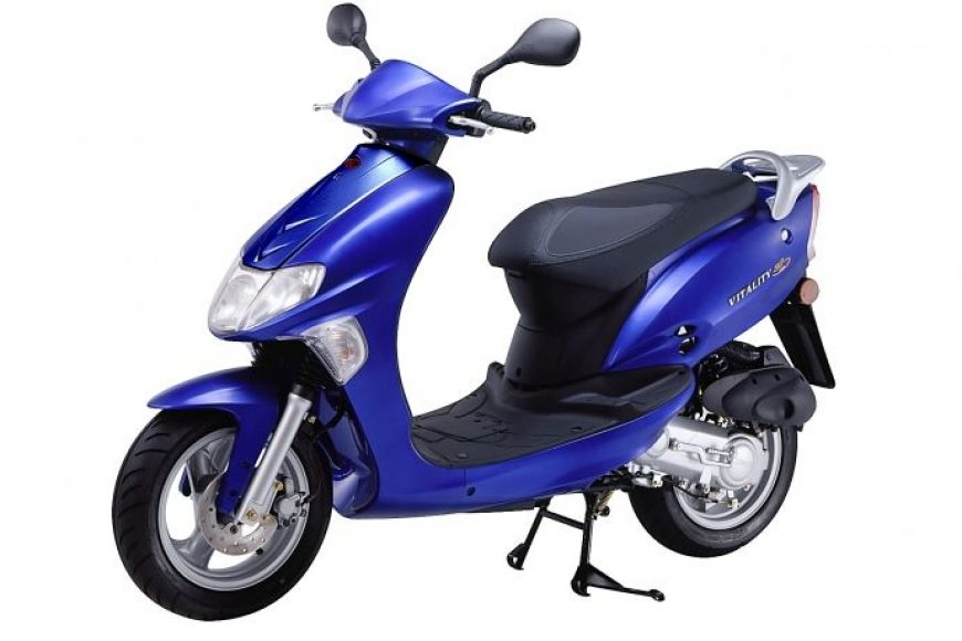 Trebate skuter od 50cc za prevaliti 700km u jednom danu? Nema problema – tu je KYMCO :)