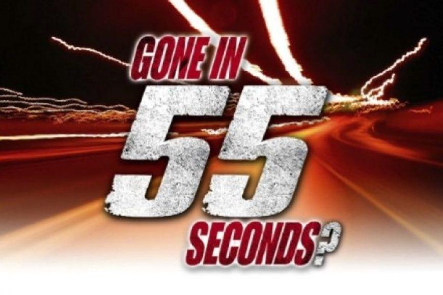 Nestali u 55 sekundi…