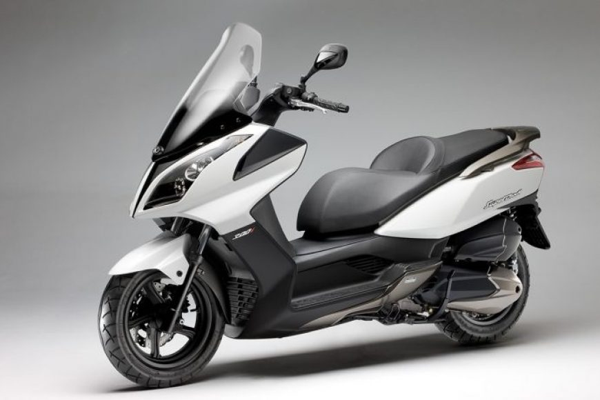U PRODAJI KYMCO DOWNTOWN 300i ABS!