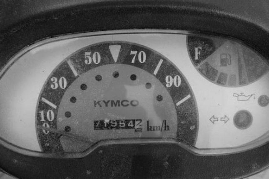 ZX 50 cc na Malom Lošinju