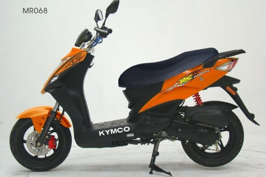 Novi KYMCO modeli na EICMA sajmu 2009. godine!