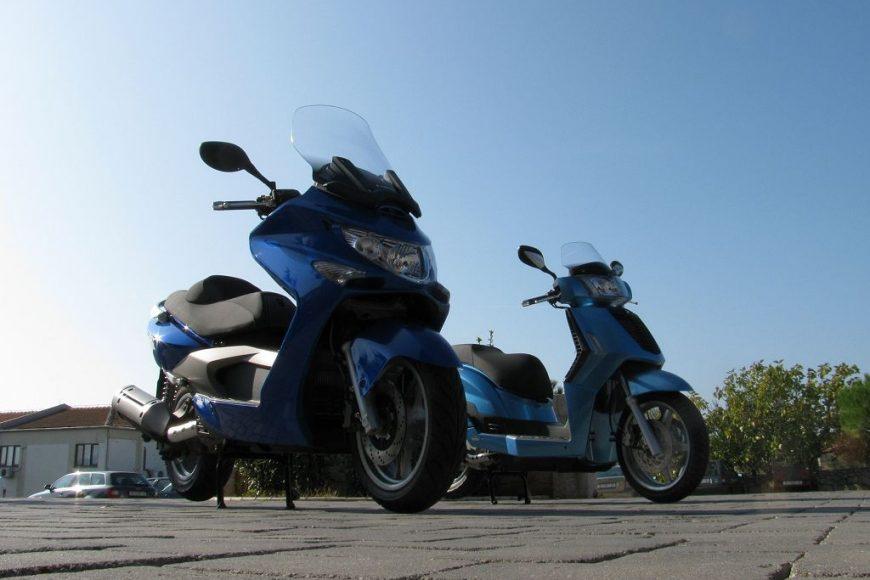 Upoznavanje s modelima: People S 250 i Xciting 250!