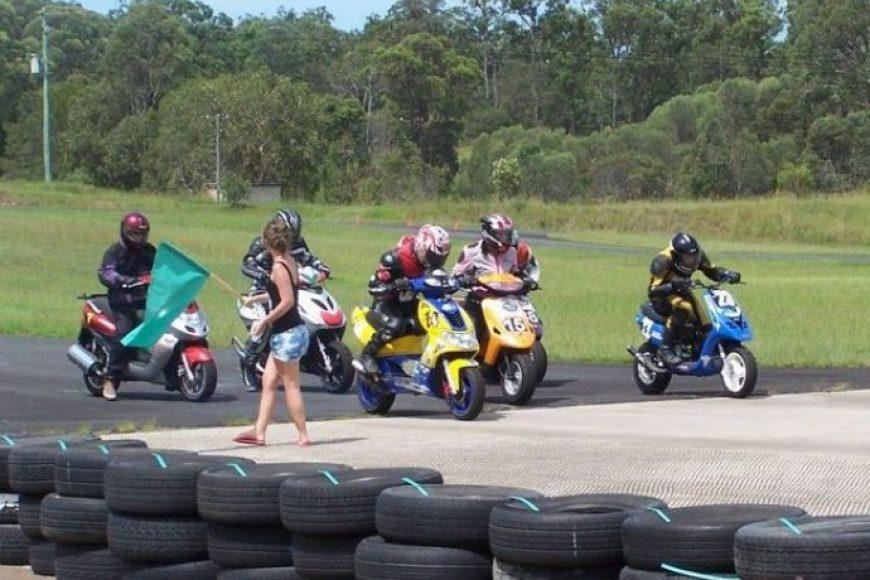 KYMCO sudjeluje u scooter-racingu!